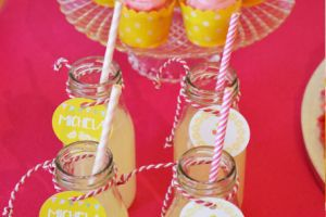 Pink Lemonade Sunshine Party