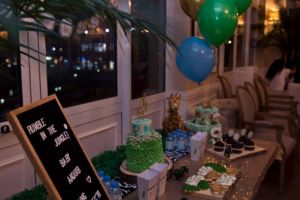 SafariChicBabyShower 1