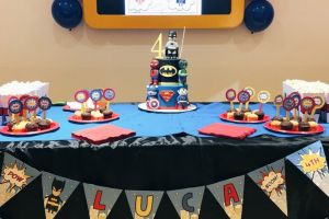 Superheroes Party 2